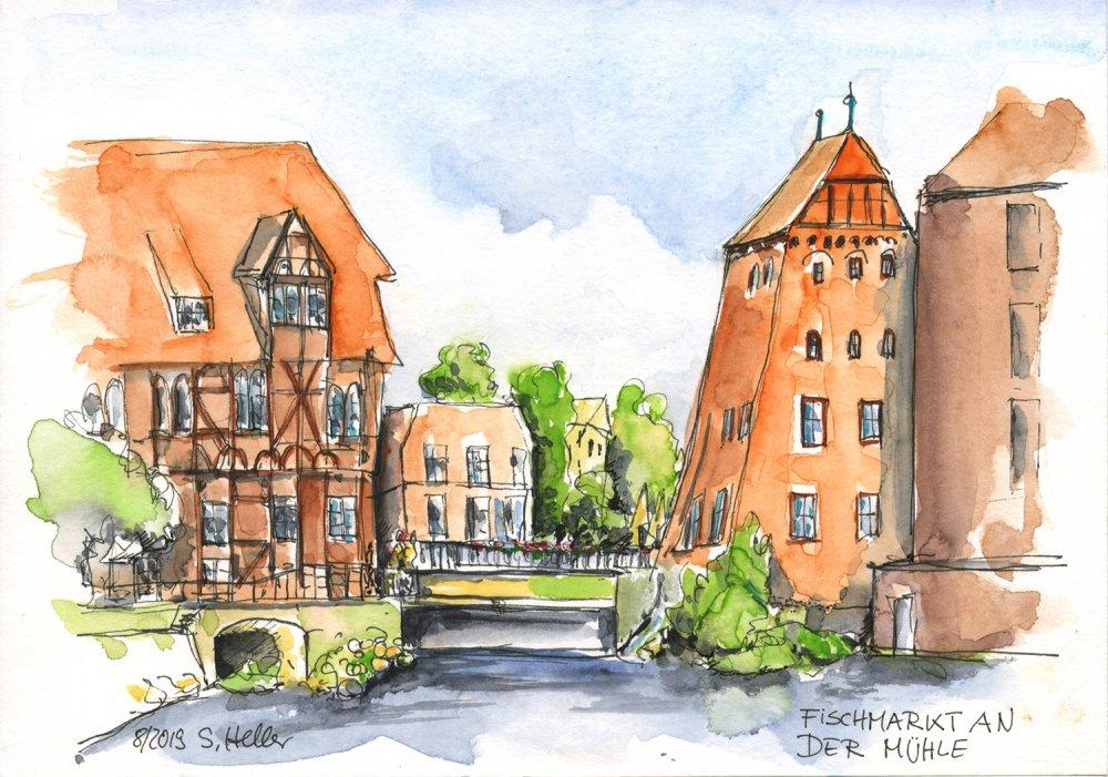 Lüneburg: Heller Grafikdesign - Sybille Heller